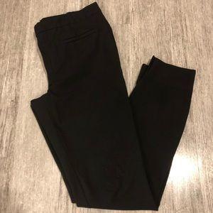 Zara Women Black Business Causal Work Pants